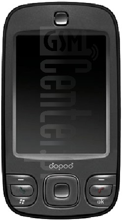 DOPOD D600 (HTC Gene)