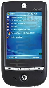 DOPOD P100 (HTC Galaxy)