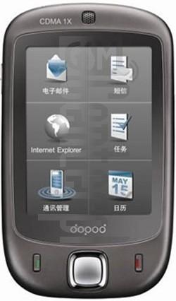 DOPOD S500 (HTC Vogue)