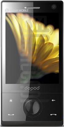 DOPOD S900 (HTC Diamond)