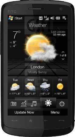DOPOD Touch HD (HTC Blackstone)