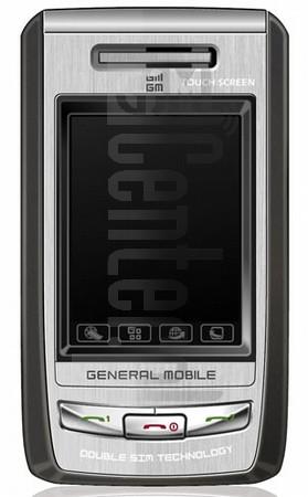 GENERAL MOBILE DST01