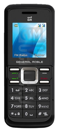 GENERAL MOBILE DST10