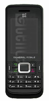 GENERAL MOBILE DST33