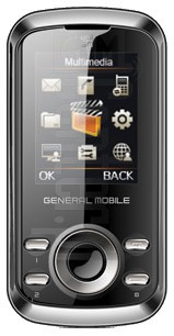 GENERAL MOBILE DST350
