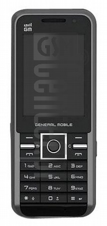 GENERAL MOBILE DST3G Cool