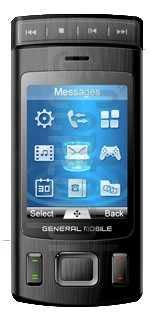 GENERAL MOBILE DST450