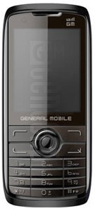 GENERAL MOBILE G2F2
