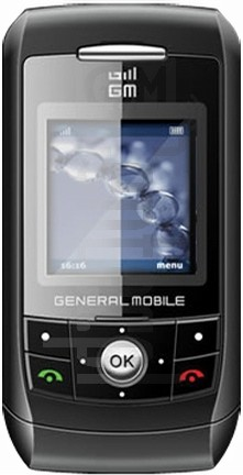 GENERAL MOBILE G444