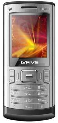 GFIVE U800