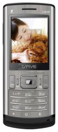 GFIVE U808