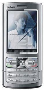 GIONEE V5300