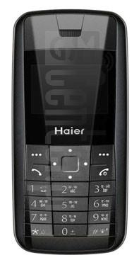 HAIER C2040