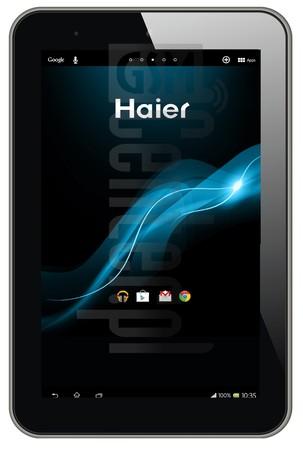 HAIER PAD-722 HaierPad