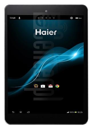 HAIER PAD-781 HaierPad