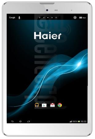HAIER PAD-D85 HaierPad