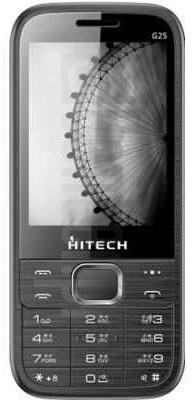HI-TECH G25