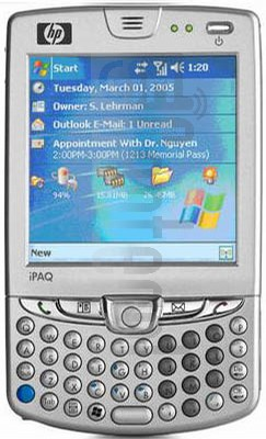 HP iPAQ hw6510 (HTC Beetles)