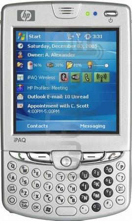 HP iPAQ hw6940