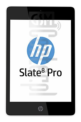 HP Slate 8 Pro 7600