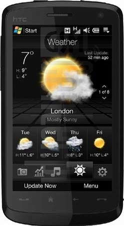 HTC Touch HD ( Blackstone)