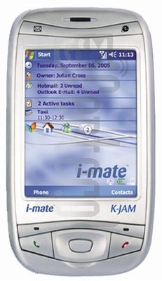 I-MATE K-JAM (HTC Wizard)
