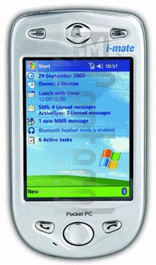 I-MATE Pocket PC (HTC Himalaya)