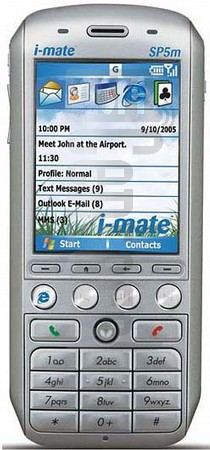 I-MATE SP5m (HTC Tornado)
