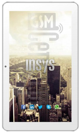 INSYS GU4-K147 10.1