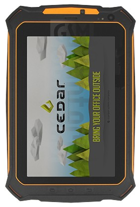 JUNIPER SYSTEMS Cedar CT7