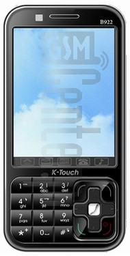 K-TOUCH B922