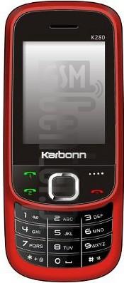KARBONN K280