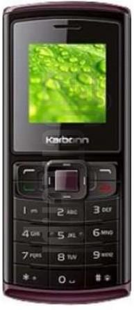 KARBONN K330