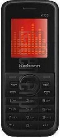 KARBONN K332