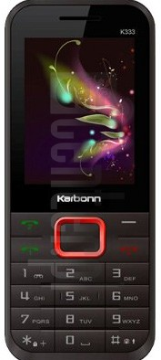 KARBONN K333