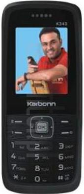 KARBONN K343