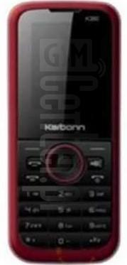 KARBONN K380