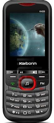 KARBONN K409