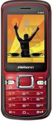 KARBONN K424