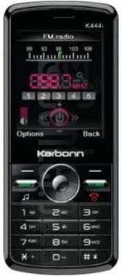 KARBONN K444I