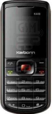 KARBONN K449