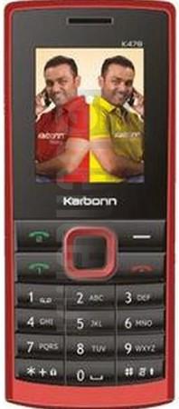 KARBONN K478