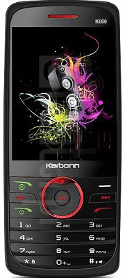 KARBONN K600