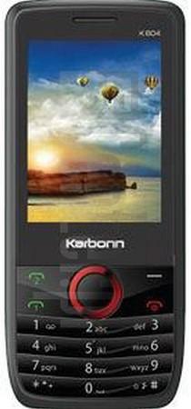 KARBONN K604