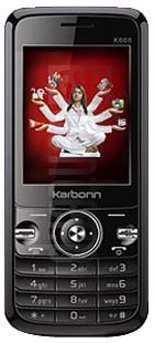 KARBONN K666
