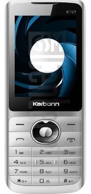 KARBONN K707 SPY II