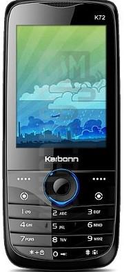 KARBONN K72