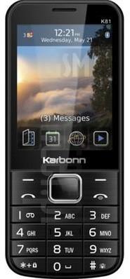 KARBONN K81
