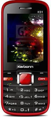 KARBONN K91