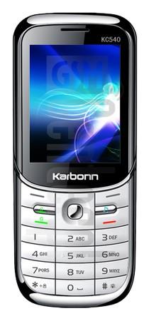 KARBONN KC540